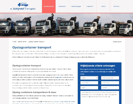 Transportbedrijf van Schijndel
